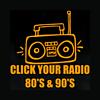 Click Your Radio '80s & '90s
