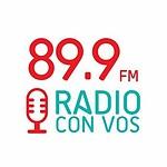 Radio con Vos 89.9 FM