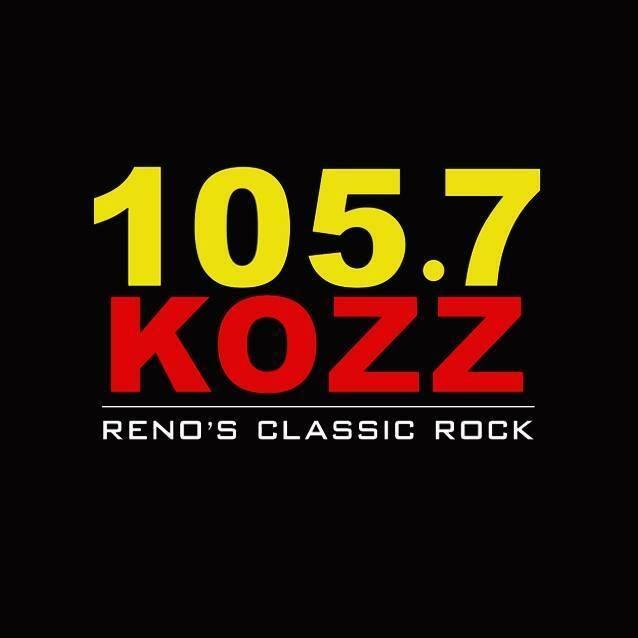 KOZZ 105.7 FM