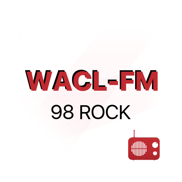 Listen to WACL 98 Rock on myTuner Radio