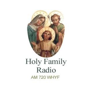 WHYF Holy Family Radio 720 AM