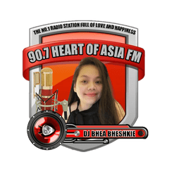 90.7 Heart of Asia FM