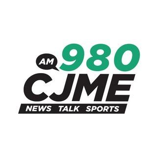 CJME News Talk 980 AM