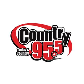 CHLB-FM Country 95.5