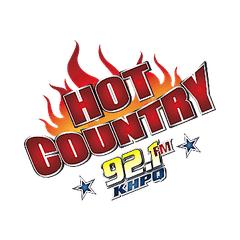 KHPQ Hot Country - Q 92.1 FM