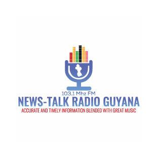 News-Talk Radio Guyana 103.1 FM