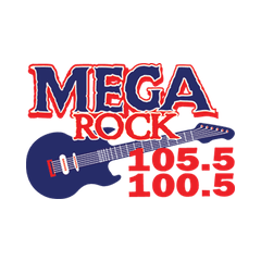 WJNG WMKX Mega Rock 105.5 FM