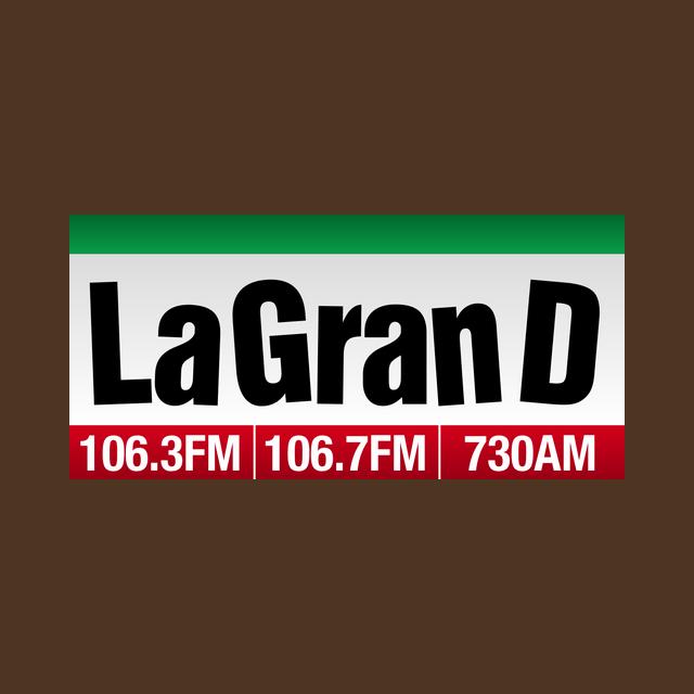KDBI-FM La Gran D 106.3