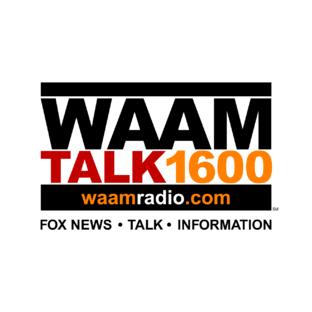 WAAM Talk 1600 WAAM Talk 1600