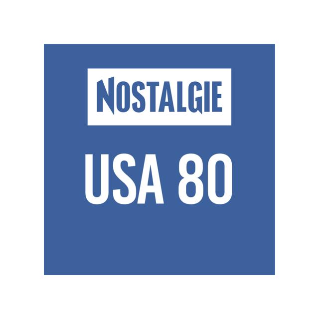 NOSTALGIE USA 80