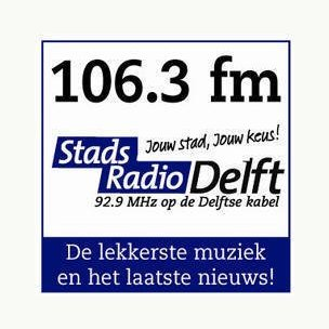 Stads Radio Delft FM 106.3