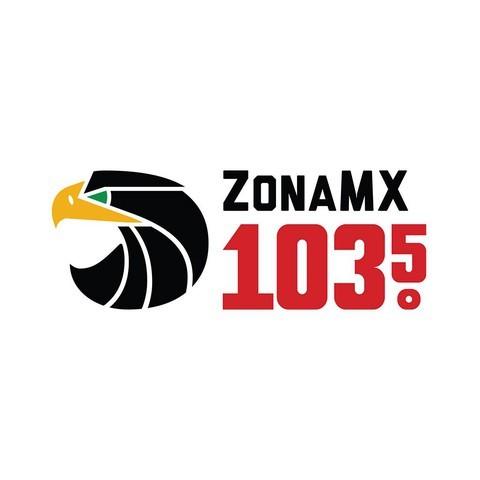 KISF Zona MX 103.5 FM