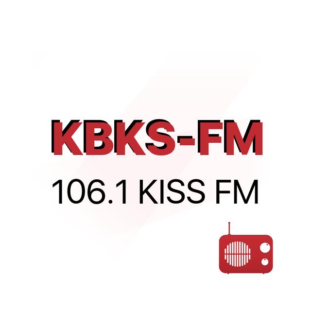 KBKS-FM 106.1 KISS FM