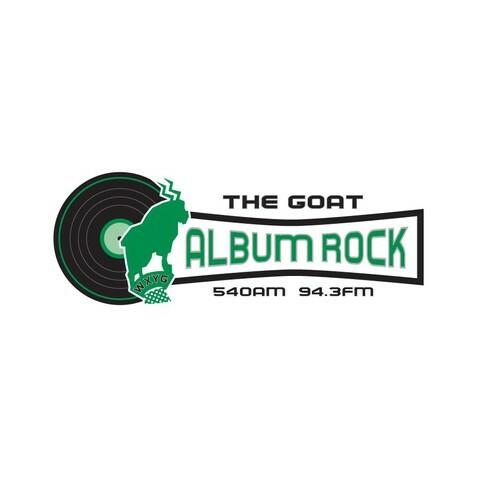 WXYG Album Rock The Goat