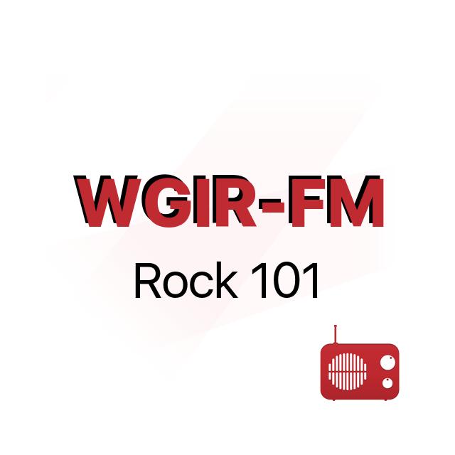 WGIR-FM Rock 101