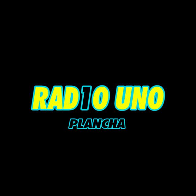 RADIO 1 Plancha