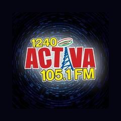 WNVL Activa 1240 AM