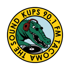 "KUPS 90.1FM Tacoma ""The Sound"""