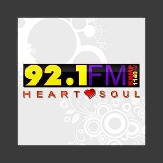 KRMP Heart & Soul 92.1 FM & 1140 AM