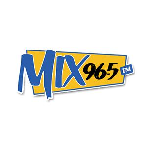 CJPG-FM Mix 96.5 FM