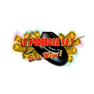 KUNA La Poderosa 96.7 FM