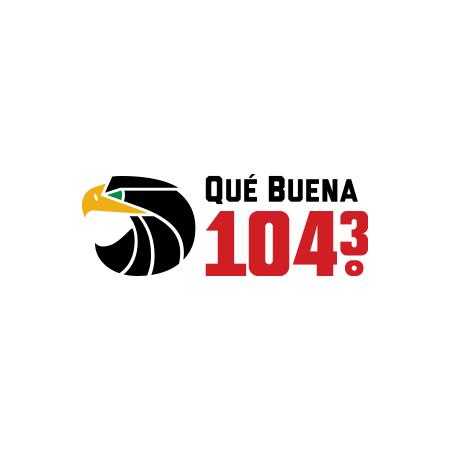 KLQB Qué Buena 104.3 FM