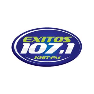 KHIT Exitos 107.1 FM