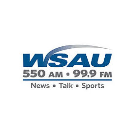 WSAU 550 AM and 99.9 FM