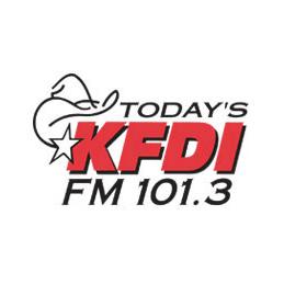 Today's KFDI-FM 101.3