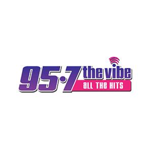 KCHZ The Vibe 95.7 FM