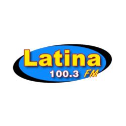 WKKB Latina 100.3