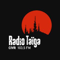 CIVR-FM Radio Taïga