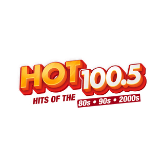 CFJL Hot 100.5 FM (CA Only)
