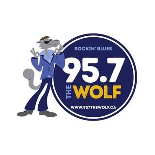 CKTP The Wolf 95.7 FM