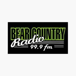 WQBR The Bear Country 99.9 FM