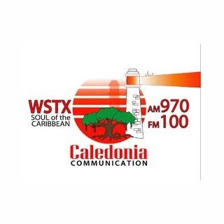 WSTX 100.3 FM