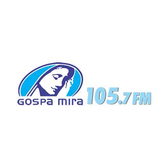 Rádio Gospa Mira FM 105.7