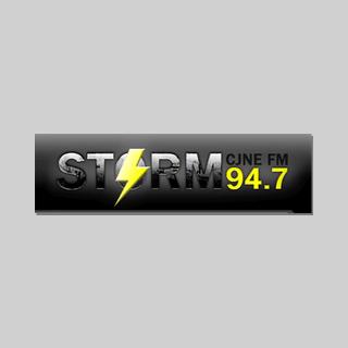 CJNE-FM The Storm 94.7
