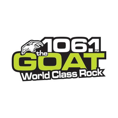 CKLM-FM 106.1 The Goat