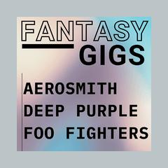 Fantasy Gigs Rock Live