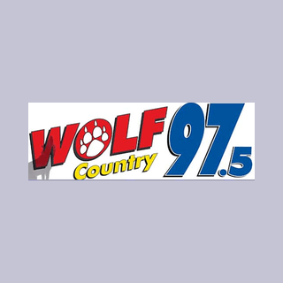 WUFF 97.5 Wolf Country