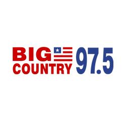 KXXN K Big Country 97.5 FM