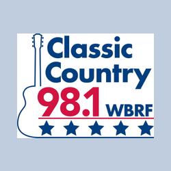 WBRF Classic Country 98.1 FM