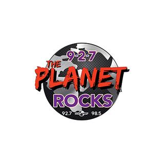 WCMI The Planet 92.7 / 98.5 FM