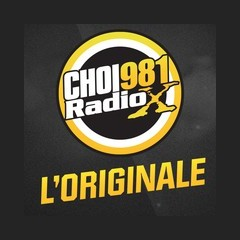 CHOI-FM Radio X 98.1