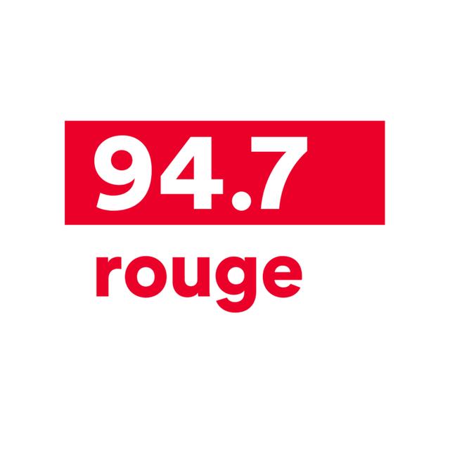 CHEY-FM 94.7 Rouge FM
