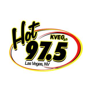 KVEG Hot 97.5 FM