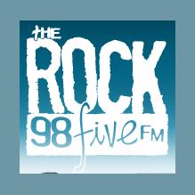 CJJC-FM The Rock 98.5