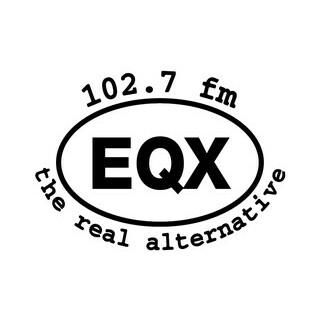 WEQX 102.7 EQX