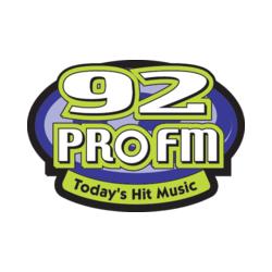 WPRO 92 Pro FM